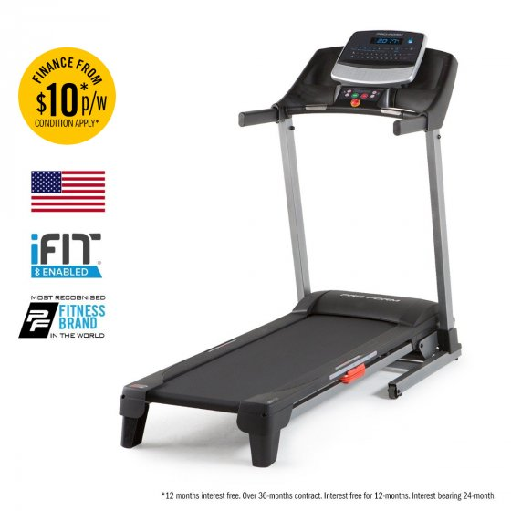 Buy Proform 205 Cst Treadmill Online - Egym Supply