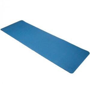 Buy Elite Yoga Exercise Mat - Blue Online - Egym Supply