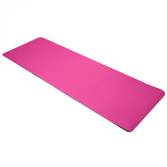 Buy Elite Yoga Exercise Mat - Pink Online - Egym Supply