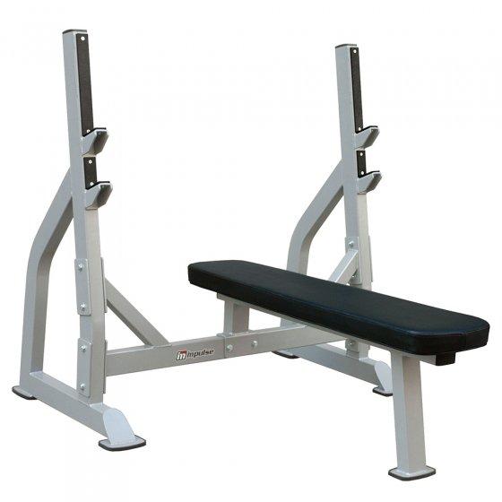 Buy Impulse Ifofb Olympic Flat Bench Online - Egym Supply
