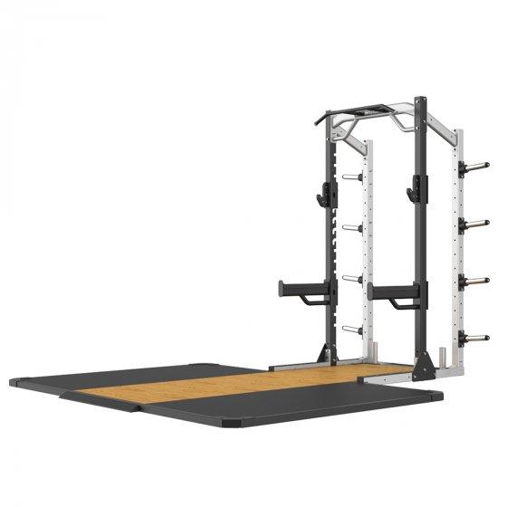 Buy Impulse Se Half Rack With Plate Stoarge & Platform Online