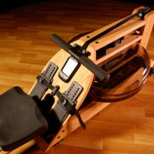 Buy Indo-row Honey Oak Studio Rowing Machine -Egym Supply
