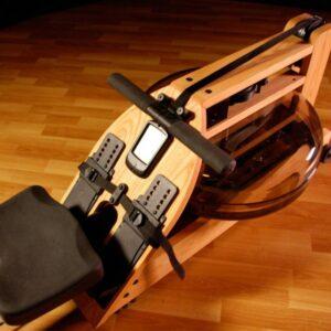 Buy Indo-row Honey Oak Studio Rowing Machine -Egym Supply