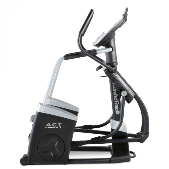 Nordictrack Act Touch Elliptical Crosstrainer - EGym Supply