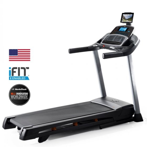 Buy Nordictrack T10.0 Treadmill Online - EGym Supply