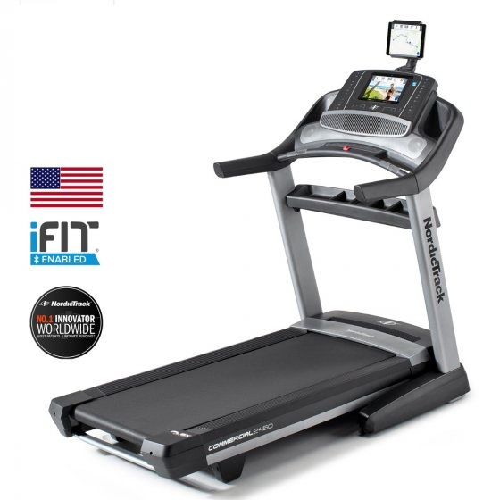 Buy Nordictrack Commercial 2450 Treadmill - EGym Supply