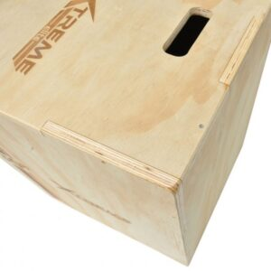 Buy Xtreme Elite Wooden Adjustable Plyo Box - EGym Supply