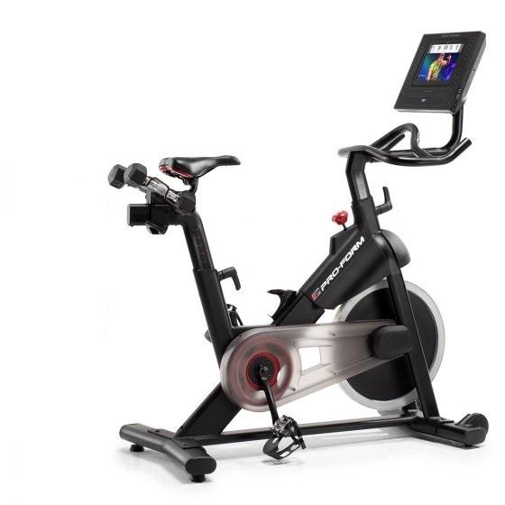 Buy Proform Smart Power 10.0 Spin Bike - Egym Supply