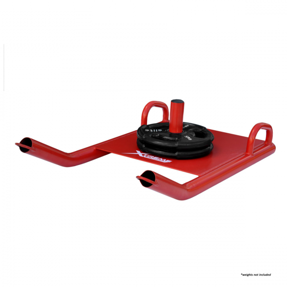 Buy Xtreme Elite Red Sled W/ Harness - Egym Supply