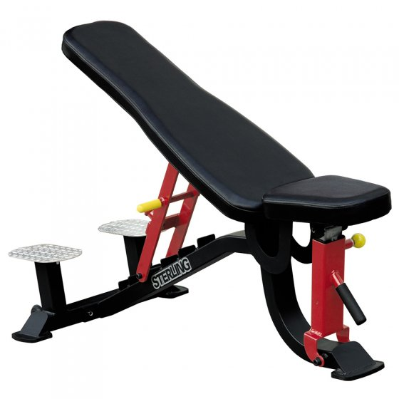 Buy Impulse Sl7012 Sterling Series Fid Bench - Egym Supply
