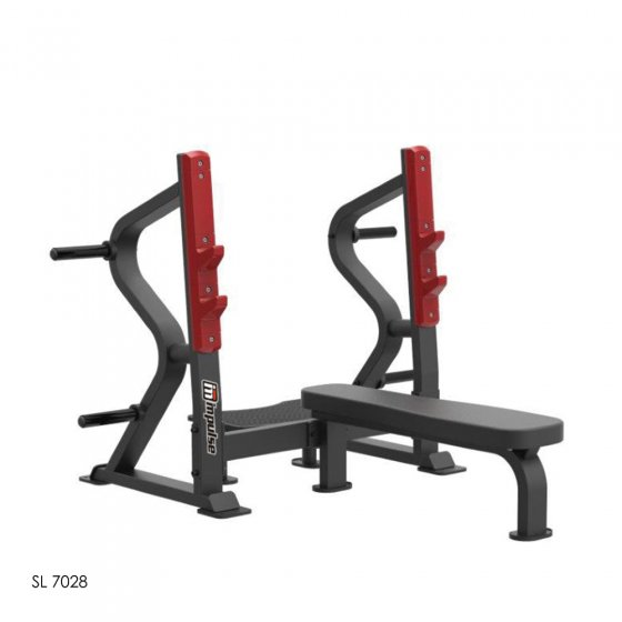 Buy Flat Olympic Bench Press - Egym Supply