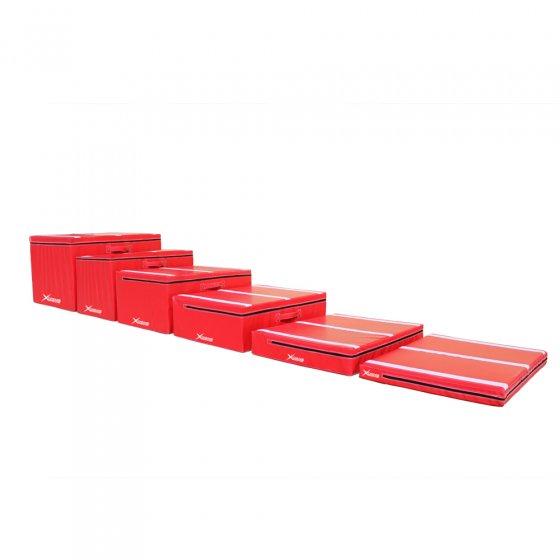 Buy Xtreme Elite Soft Foam Plyo Box Set - Egym Supply