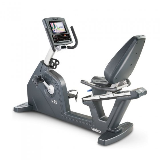 Buy Vertex R22.2 Commercial Recumbent - Egym Supply