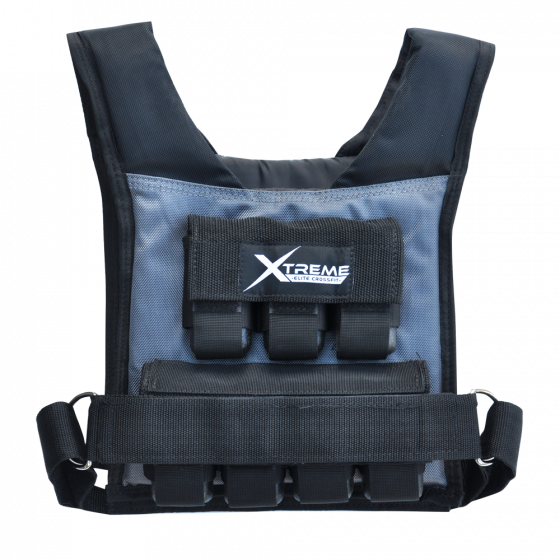Buy Xtreme Elite Weight Vest 15kg Online - Egym Supply